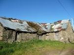 Abandoned building at Foncebadon
