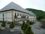 Hotel and albergue at Monastery at Roncesvalles
