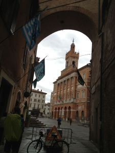 Town Hall at Foligno