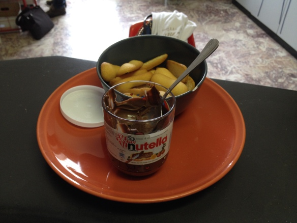 Nutella®, as omnipresent in Italy as espresso.
